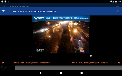 VDOT 511 Virginia Traffic