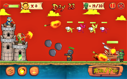 magical arrow screenshot 2