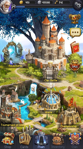 Card Heroes - CCG game with online arena and RPG 2.3.1948 screenshots 7