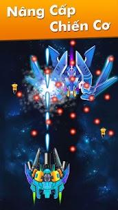 Hạm Đội: Đại Chiến Không Gian Ver. 32.7 MOD Menu APK | God Mode | Free Gold – Galaxy Attack: Alien Shooter MOD 3