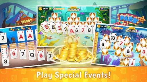 Solitaire Ocean - Card Games, Klondike & Tripeaks 1.2.0 screenshots 6
