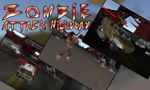 Zombie Highway Survival 3D Hack for iOS and Android 1