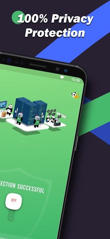 PandaVPN Pro - Fastest, Private, Secure VPN Proxy  poster 1