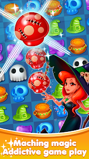 Halloween Magic - Witch Puzzle