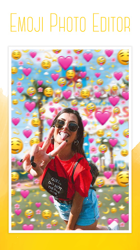 Emoji Photo Editor 2.2.0 Screenshots 5