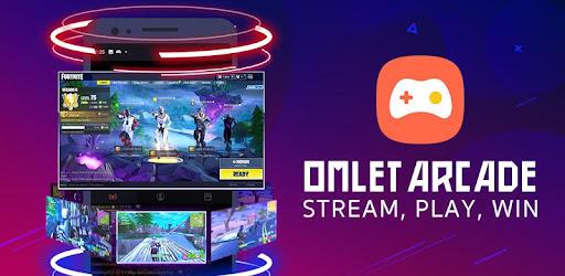 Omlet Arcade - Screen Recorder, Live Stream Games screen 0