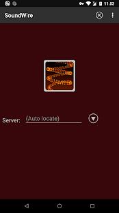 SoundWire Screenshot