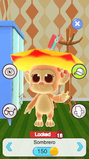 Talking Monkey 2.26 screenshots 7