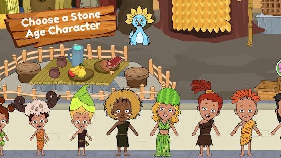 My Dinosaur Town - Jurassic Caveman Games for Kids 3.3 Screenshots 19