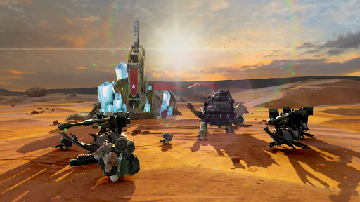War Tortoise 2 - Idle Exploration Shooter 1.03.12.5 screenshots 9