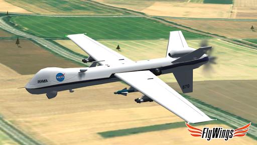 Flight Simulator 2015 FlyWings Free 2.2.0 screenshots 22