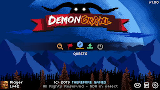 DemonCrawl apkslow screenshots 1