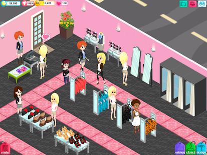 ファッションストーリー:ピンクパンク