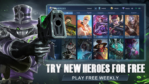 Mobile Legends: Bang Bang 1.5.8.5513 Screenshots 4