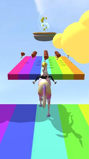 Fat 2 Fit! Unicorn Challenge  screenshots 17