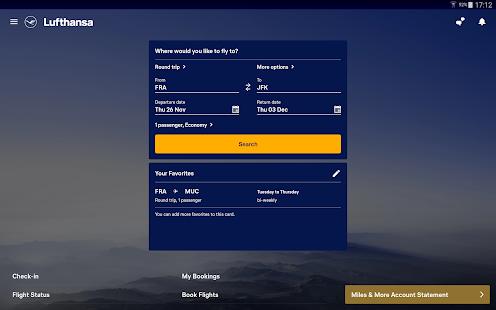 Lufthansa 8.6.1 Screenshots 16