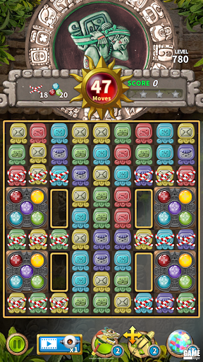 Glyph of Maya - Match 3 Puzzle 1.0.28 screenshots 5