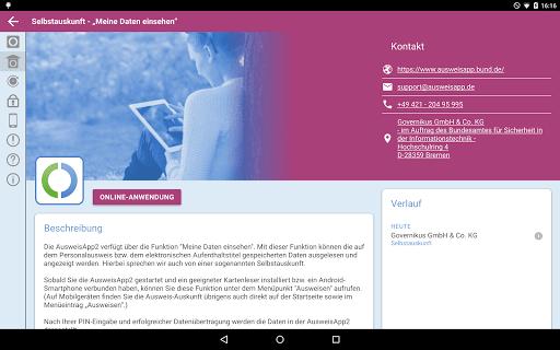 AusweisApp2 1.20.2 screenshots 11