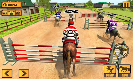 Horse Riding Rival: Multiplayer Derby Racing 1.3 de.gamequotes.net 2