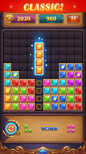 Block Puzzle: Diamond Star Blast 2.2.0 Screenshots 4