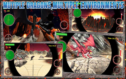 Dragon Shooting Game 2018 : Dragon shooter apkmr screenshots 5