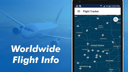 Flight Tracker-Plane Finder, Flight status & Radar 1.15 Screenshots 2