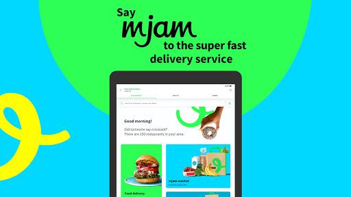 mjam u2013 Delivery Service for food, groceries & more apktram screenshots 6