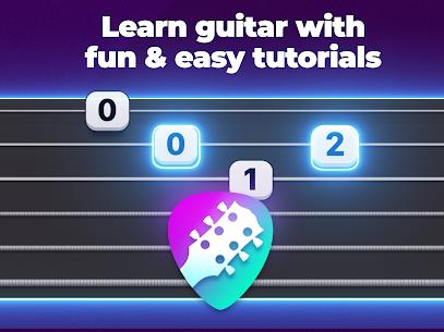 Simply Guitar by JoyTunes MOD APK [Premium] Download 7