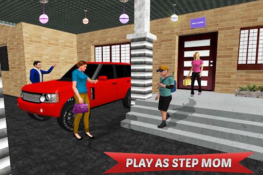 Virtual Mom Simulator: Step Mother Family Life 1.07 screenshots 2