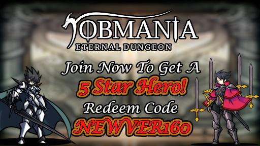 Jobmania Eternal Dungeon MOD APK One Hit/God Mode