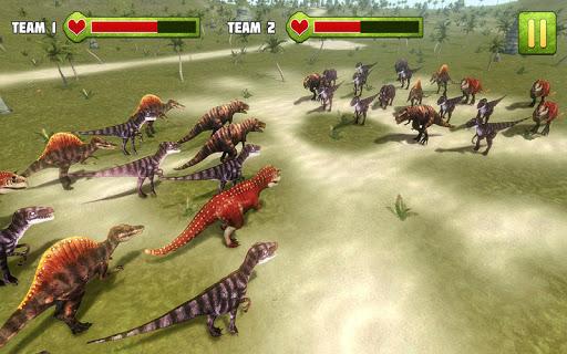 Jurassic Battle Simulator 3D  screenshots 8