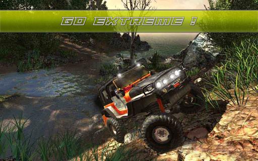 4x4 Turbo Jeep Racing Mania  screenshots 1