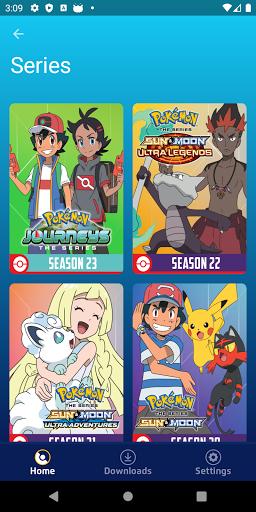 Pokémon TV  screenshots 3