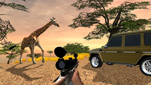 Safari Hunting 4x4  screenshots 1