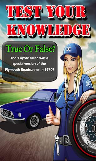 Muscle Cars Quiz American Classic Auto Trivia  screenshots 2