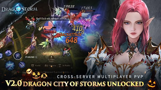 Dragon Storm Fantasy Mod Apk (DMG MULTIPLE) 2
