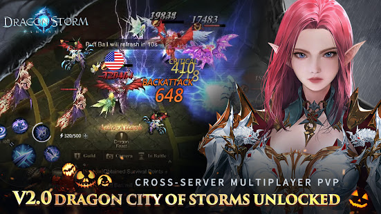 How to hack Dragon Storm Fantasy for android free