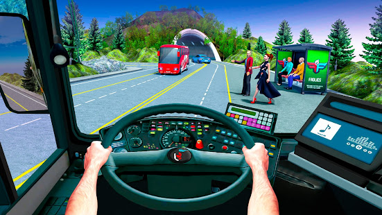 Modern Bus Simulator New Parking Games u2013 Bus Games 2.78 Screenshots 21
