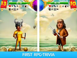 Battle of Geniuses: Royale Trivia Quiz Game