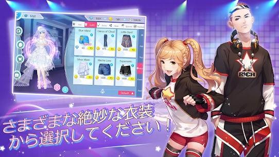 ラブドキドキ!約束の場所!Sweet Melody!v8.0 Mod Menu [Auto Dance] 1