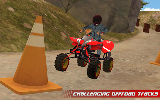 ATV Quad City Bike: Stunt Racing Game 1.0 screenshots 9