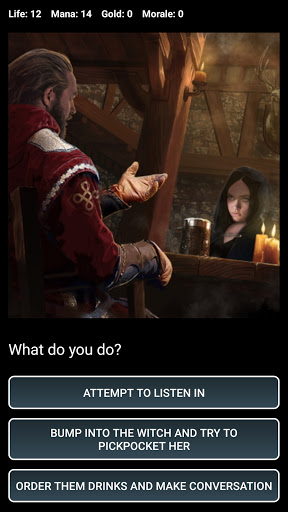 D&D Style Medieval Fantasy RPG (Choices Game) screenshots 4