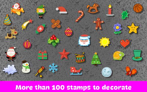 Christmas Coloring Book screenshots 15