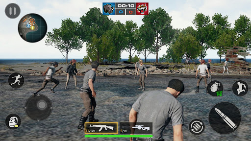 FPS Encounter Strike 2020: New Gun Shooting Games screenshots 14