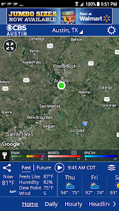CBS Austin WX  For Pc – Free Download On Windows 10/8/7 And Mac 1