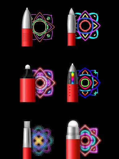 Doodle Master - Glow Art 1.0.26 Screenshots 16