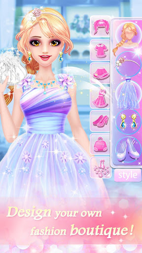 Fashion Shop - Girl Dress Up 3.7.5038 screenshots 1