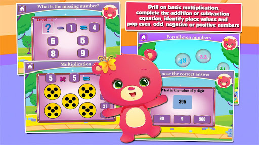 Second Grade Learning Games 3.30 screenshots 7