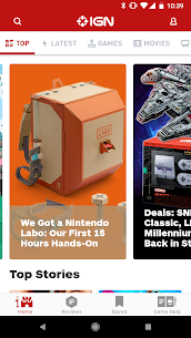 IGN Entertainment – Video Game Guides Reviews News Apk Download 2021 3