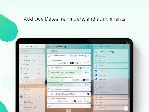 Zenkit To Do apkdebit screenshots 7
